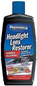 Blue Magic Headlight Lens