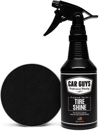 Car Guys Premium Wheel & Tire Cleaner
