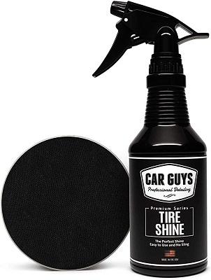 CarGuys Tire Shine Spray