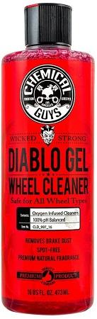 Chemical Guys Diablo Gel Wheel & Rim Cleaner