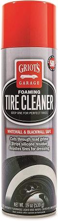 Griot's Garage Foaming Tire Cleaner