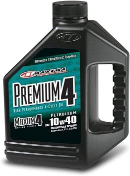 Maxima Premium Motorcycle Engine Oil