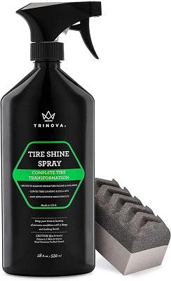 TriNova Tire Shine Spray 33511