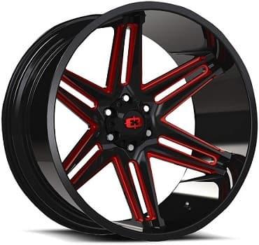 Vision-Black-and-Red-Razor-363-Rims