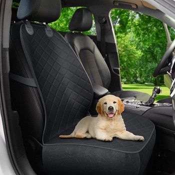 Active Pets Front Seat Dog Cover