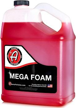 Adam's Polishes Mega Foam Car Wash Soap