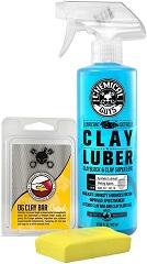 Chemical Guys Medium Clay Bar and Lubber Kit