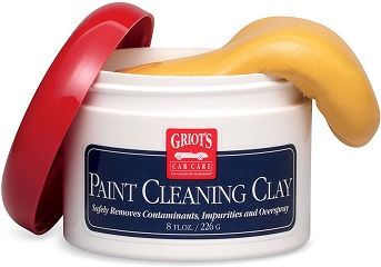 Griot's Garage 11153 Paint Cleaning Clay
