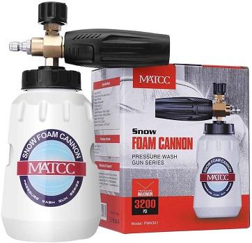 MATCC Foam Cannon III