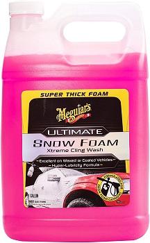 Meguiar's G191501 Ultimate Snow Foam