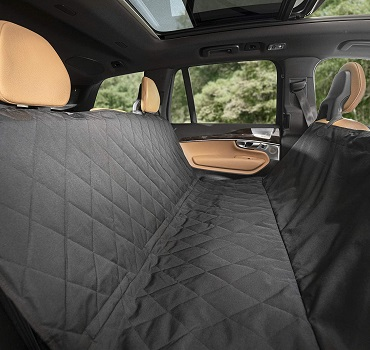 Plush Paws Products Hammock Waterproof Luxury Car Seat Cover