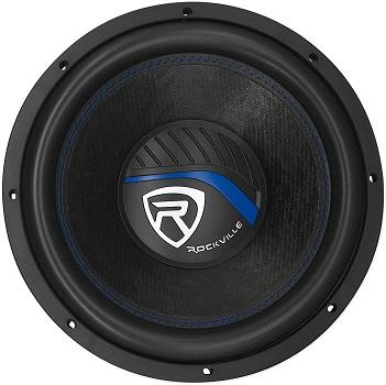 Rockville K5 W12K5S2 Car Audio Subwoofer