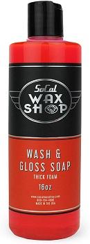 SoCal Wax Shop Car Wash & Gloss Soap