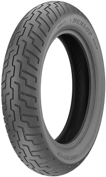 Dunlop D404 Motorcycle Tire