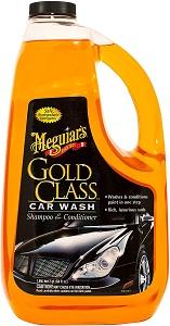 Meguiar's Gold Class Shampoo & Conditioner