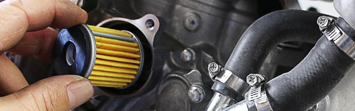 best motorcycle oil filter