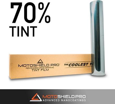 Motoshield Pro Nano Ceramic Tint Film