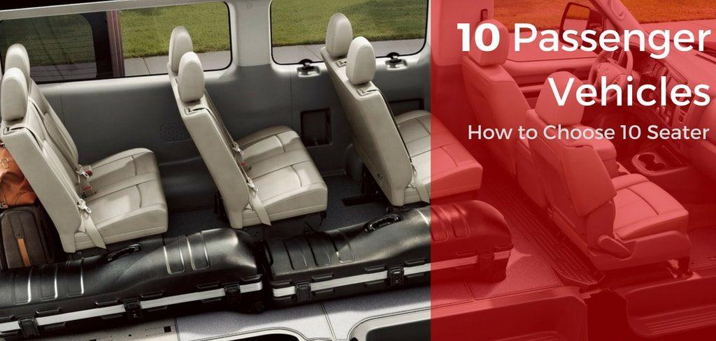 10 Passenger Vehicle