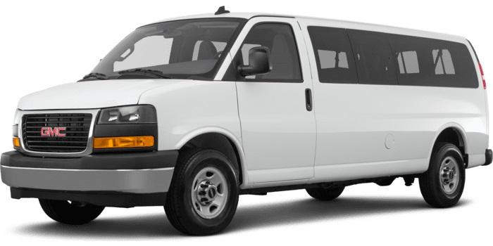 GMC Savana 12-Passenger Van