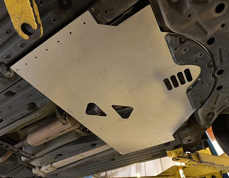 Mr. Repair Parts Catalytic Converter Protection for 2004 – 2009 Toyota Prius